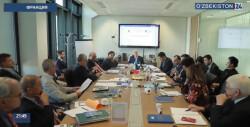 26-27 сентября текущего года узбекская делегация во главе с директором ИСМИ Владимиром Норовым посетила Францию.