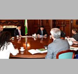 NESA Roundtable With Uzbekistan's Institute for Strategic and Inter-Regional Studies