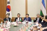O'zbekiston va Janubiy Koreya konferentsiyasi
